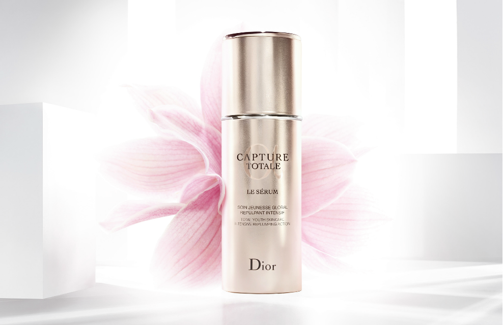 Beauty Diaries by Beauty Line - Dior Capture Totale The New Serum