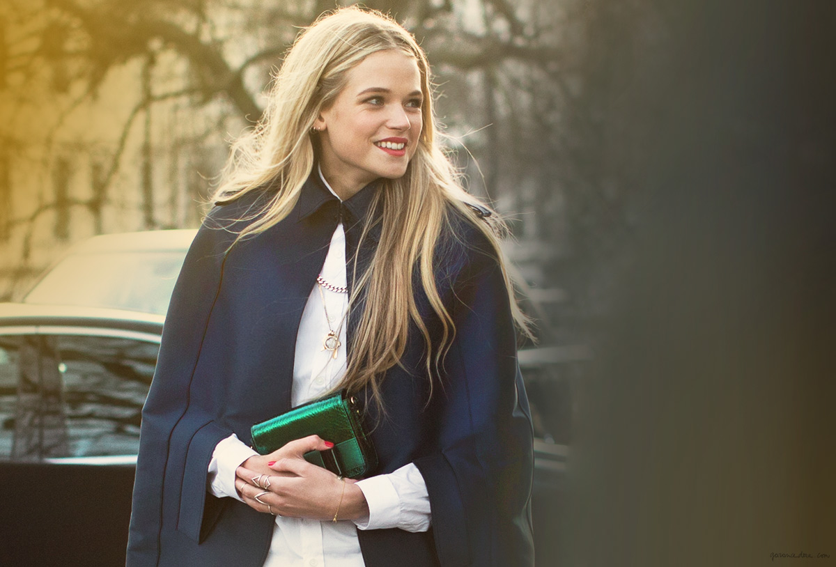 Beauty Diaries by Beauty Line - Gabriella Wilde for Estee Lauder