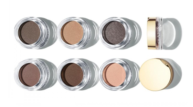 Beauty Diaries by Beauty Line - Clarins Ombre Matte Cream-to-powder eyeshadows
