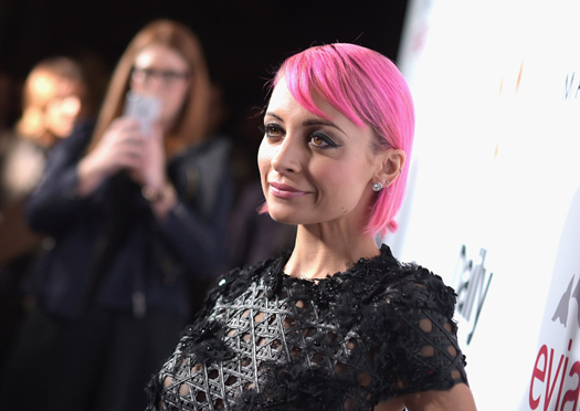 Beauty Line by Beauty Diaries - Nicole Richie Bright Pink Hair