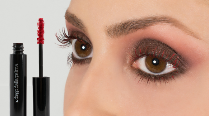 Beauty Diaries by Beauty Line - Diego Dalla Palma Red Mascara