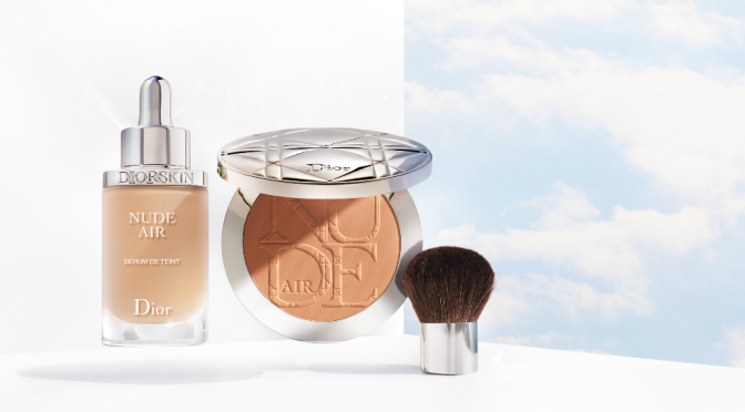 Beauty Diaries by Beauty Line - DiorSkin Nude Air