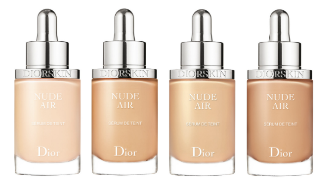 Beauty Diaries by Beauty Line - Diorskin Nude Air Serum Foundation
