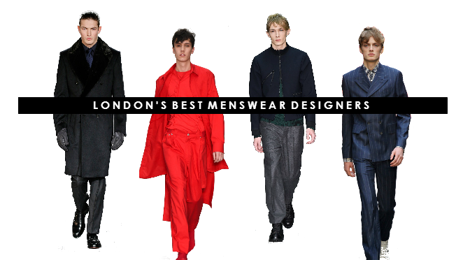 Beauty Diaries by Beauty Line -- London's Best Menswear Designers