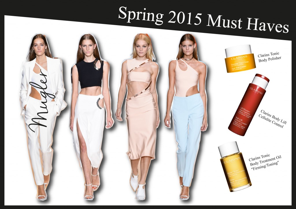 Beauty Diaries by Beauty Line - Mugler Spring 2015