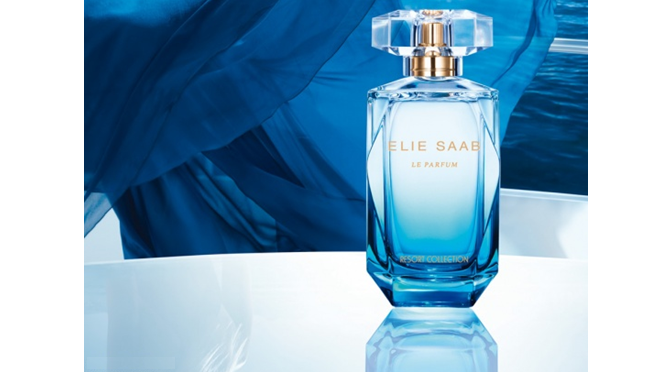 Beauty Diaries By Beauty Line- Elie Saab Le Parfum Resort Collection