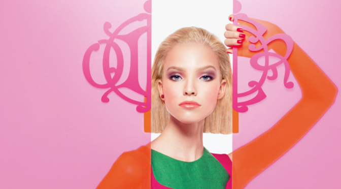 Beauty Diaries by Beauty Line - Dior Spring 2015 Look