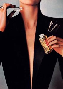 PERFUMES - MY ONE TRUE LOVE #vintage