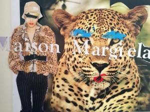 TIGERS Maison Margiela AW15 Collage by Kalen Hollomon