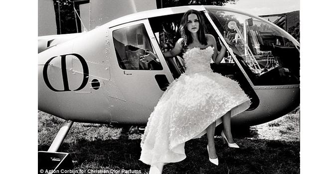 Beauty Diaries by Beauty Line - Miss Dior Natalie Portman