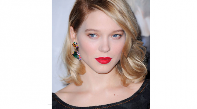 Beauty Diaries by Beauty Line_Lea Seydoux make up