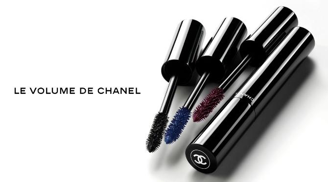Beauty Diaries by Beauty Line - Chanel le volume de Chanel