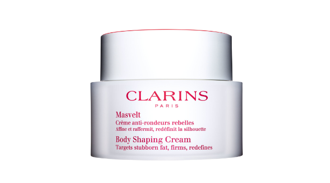 Beauty Diaries by Beauty Line - Clarins Masvelt Body Shaping Cream