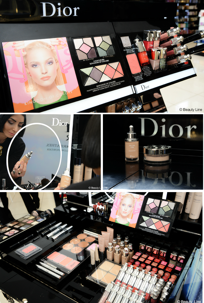 Beauty Diaries by Beauty Line - DIORskin NudeAir