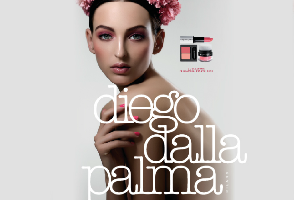 Beauty Diaries by Beauty Line - Diego Dalla Palma SS15 Look