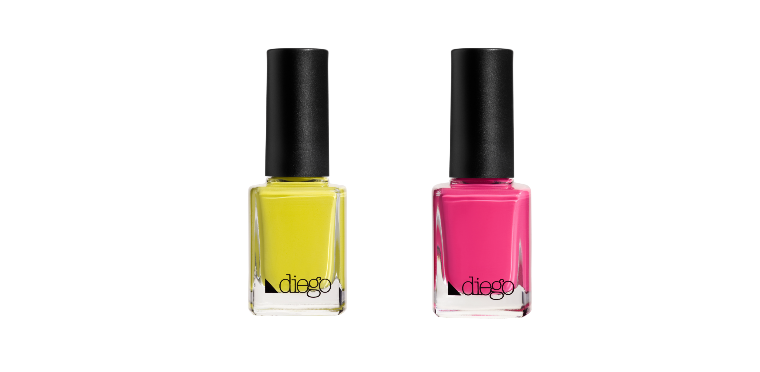Beauty Diaries by Beauty Line - Diego Dalla Palma SS15 Nail Colour