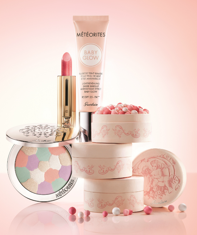 Beauty Diaries by Beauty Line - Guelrain Spring 2015 Collection