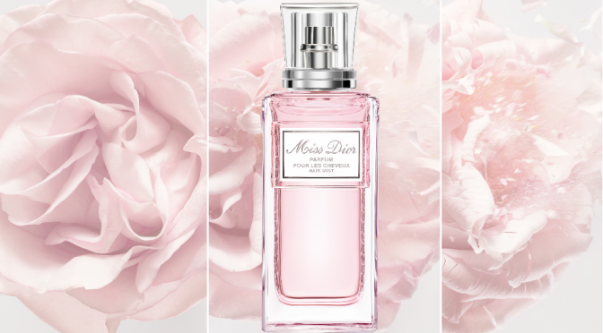 Beauty Diaries by Beauty Line - Miss Dior Hair Mist