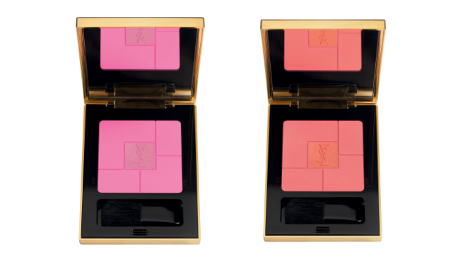 Beauty Diaries by Beauty Line - YSL Spring Look 2015
