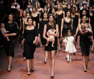 Dolce & Gabbana Finale Fall 2015