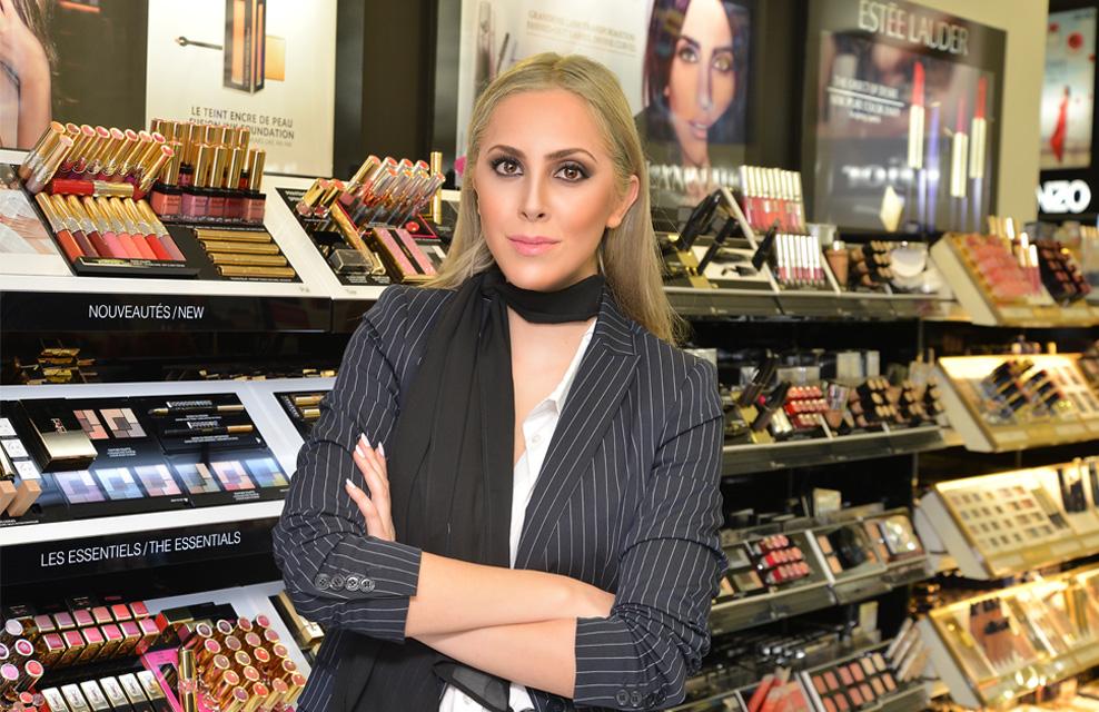 Beauty Diaries by Beauty Line_YSL Mario Potenza