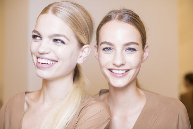 collections-beauty-guide-ponytail-gucci-rtw-ss-2015