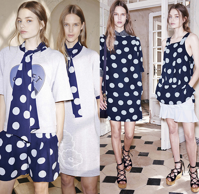 see-by-chloe-paris-2015-spring-summer-womens-denim-jeans-stripes-nautical-sailor-shorts-anchor-dots-gingham-checks-flowers-hearts-knit-crochet-mesh-04x