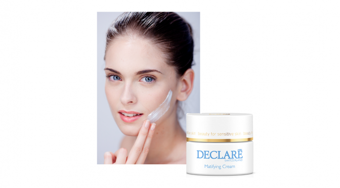 Beauty Diaries by Beauty Line_Declare Matifying Hydro Cream