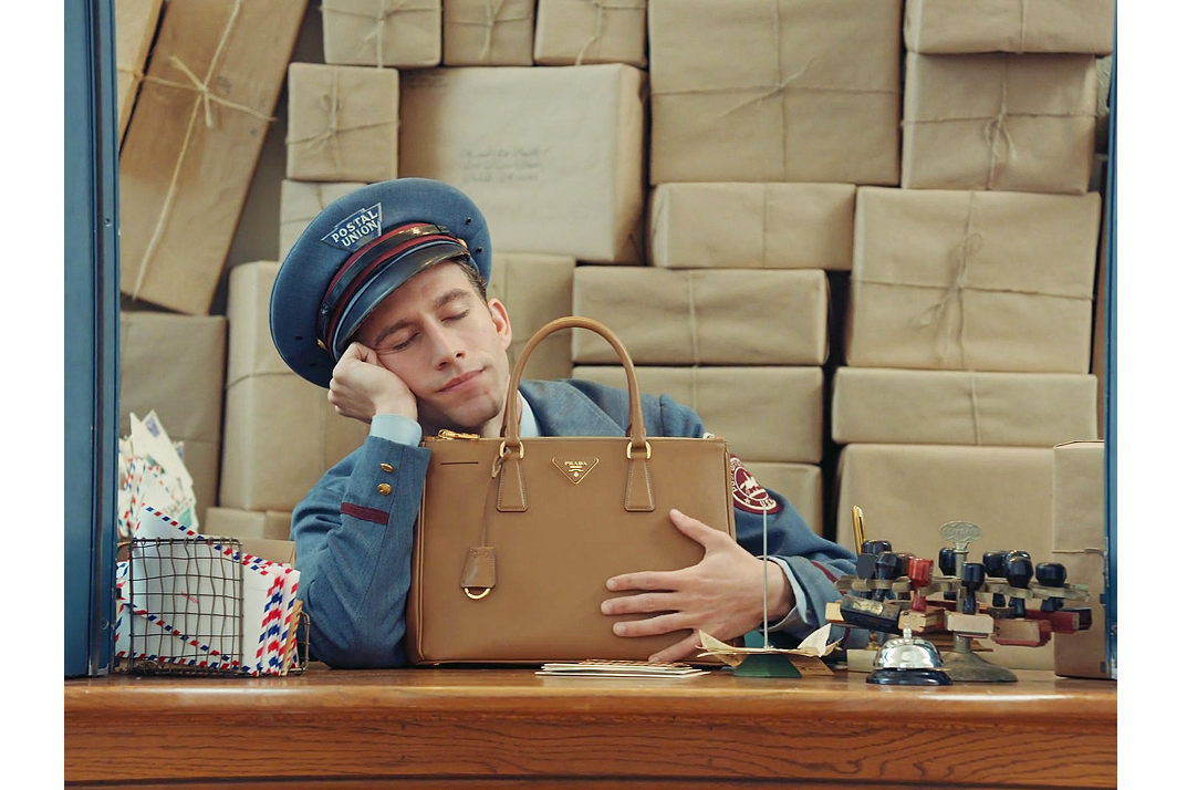 Beauty Diaries by Beauty Line_Prada The Postman Dreams