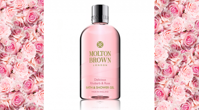 Beauty Diaries by Beauty Line_Molton Brown Rhubarb and Roses Bath and Shower Gel