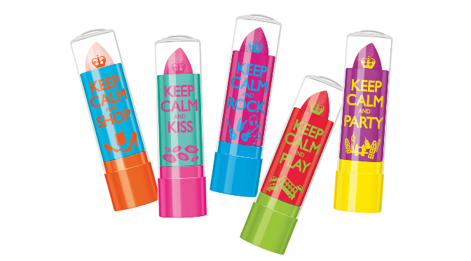 Beauty Diaries by Beauty Line - Keep Calm and Lip Balm by Rimmel