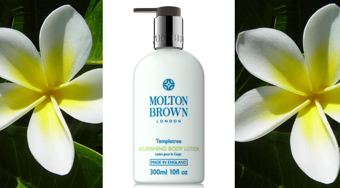 Beauty Diaries by Beauty Line - Molton Brown Templetree Body Lotion