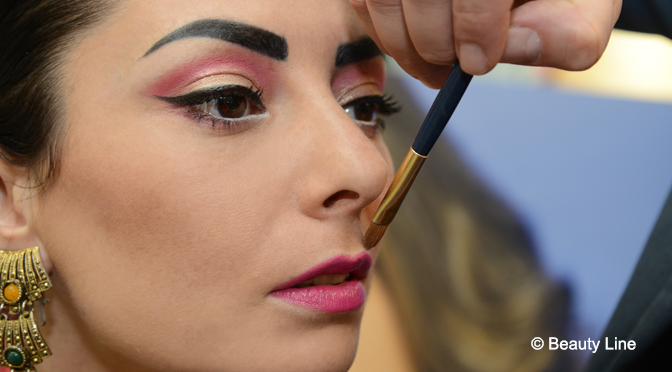 Beauty Diaries by Beauty Line - SS15 Look 10
