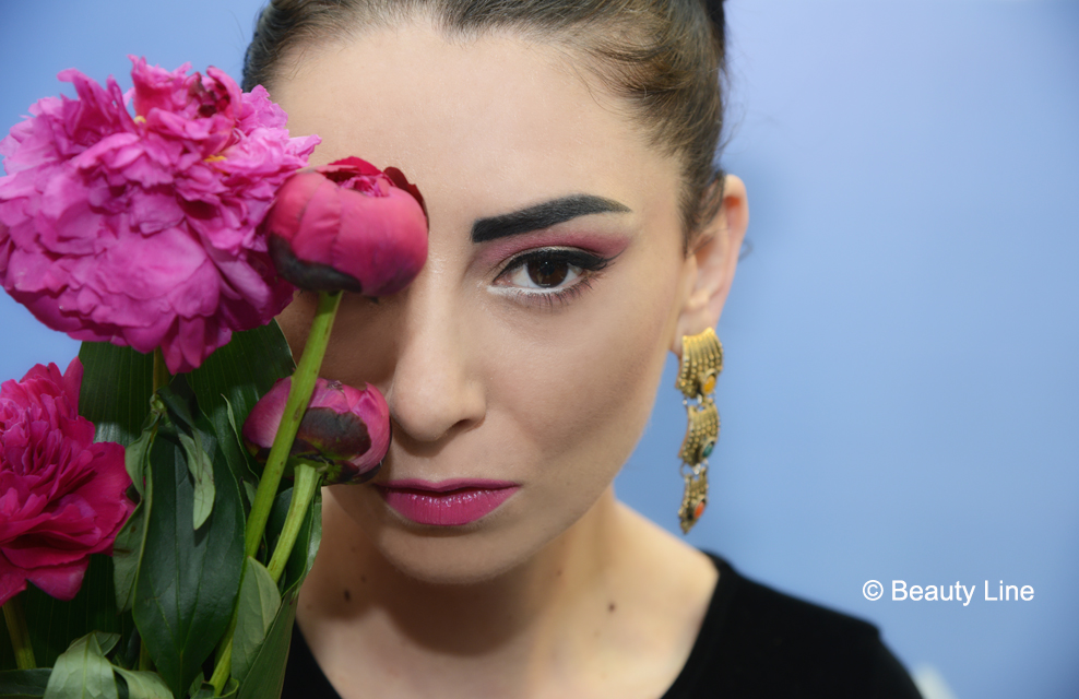 Beauty Diaries by Beauty Line - SS15 Look