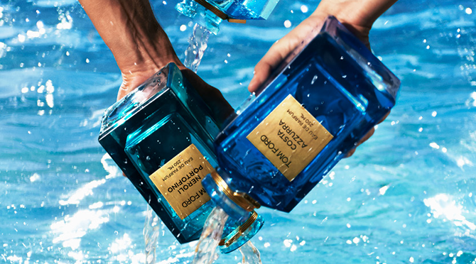 Beauty Diaries by Beauty Line - TOM FORD Neroli Portofino Costa Azzura