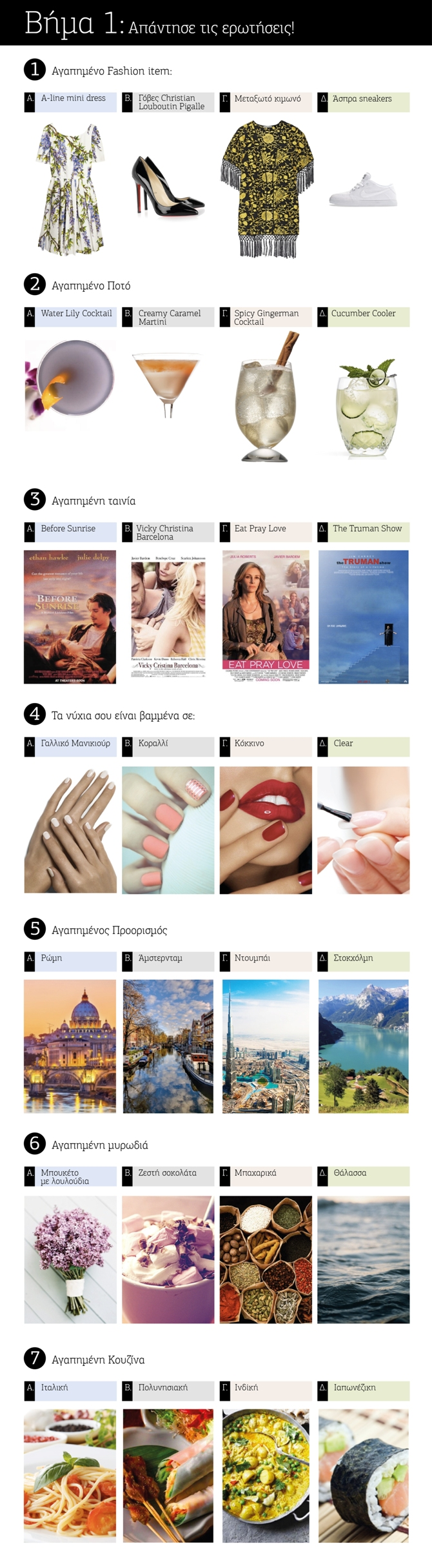 Beauty Diaries by Beauty Line - What's Your Scent.