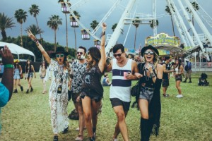 Beauty Diaries by Beauty Line - In the mood for festivals!