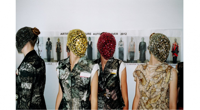 Beauty Diaries by Beauty Line_Martin Margiela The artist is absent