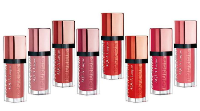 Beauty Diaries by Beauty Line - Bourjois Aqua Laque
