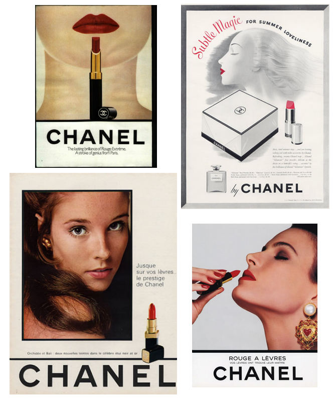 Beauty Diaries by Beauty Line - Chanel Lipstick