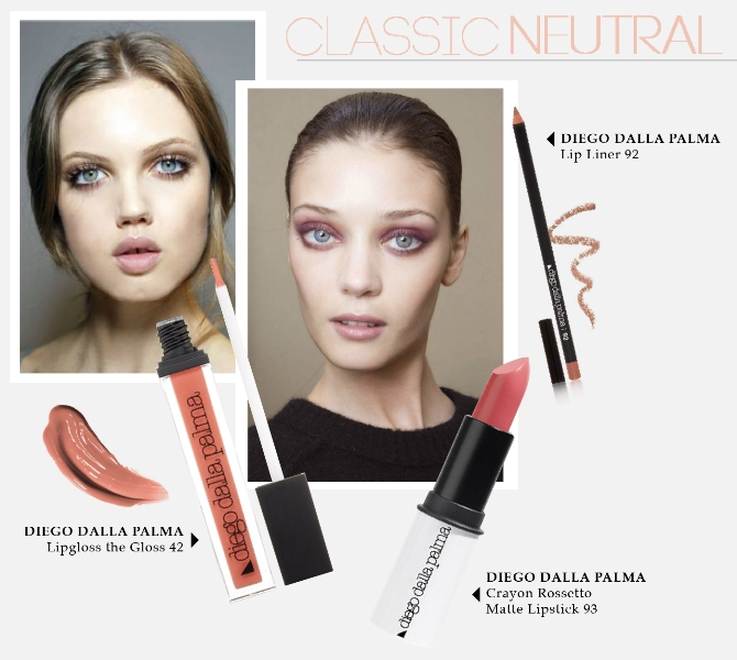 Beauty Diaries by Beauty Line - Classic Neutral