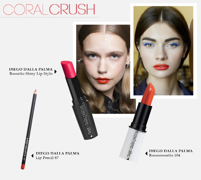 Beauty Diaries by Beauty Line - Coral Crush