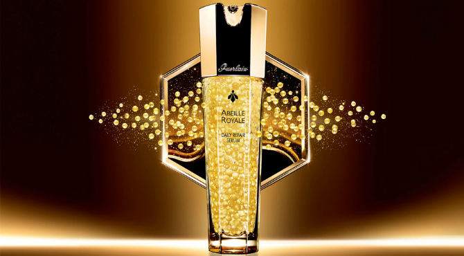 Beauty Diaries by Beauty Line - Guerlain Abeille Royale Serum