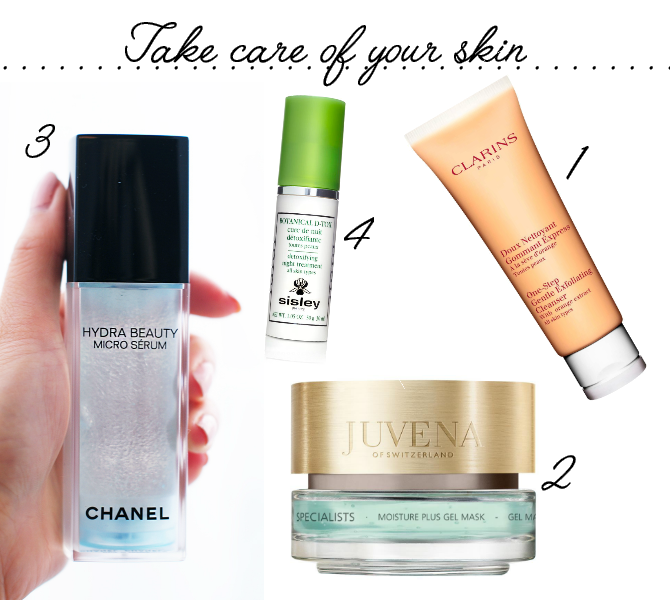 Beauty Diaries by Beauty Line - Wedding Preparation Take Care of Your Skin
