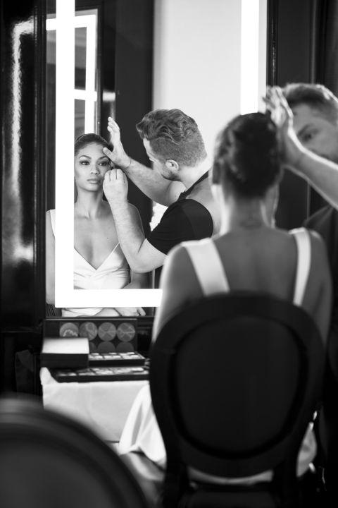 Beauty Line by Beauty Line by Beauty Diaries_Chanel Iman Dior