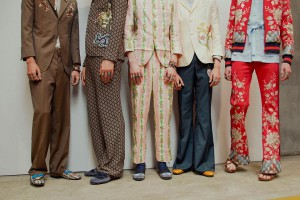 THE 70S GUCCI SS16 MFW
