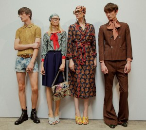 THE HIPPIES GUCCI SS16 MFW