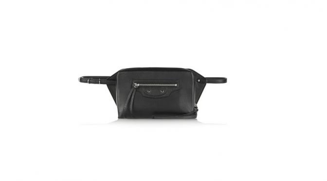 Beauty Diaries by Beauty Line_Balenciaga Papier Leather Belt Bag
