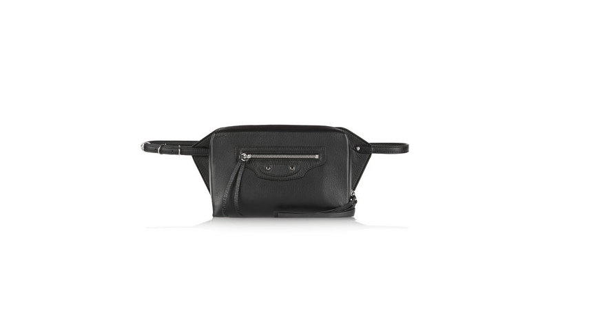 Beauty Diaries by Beauty Line_Balenciaga Papier Leather Belt Bag