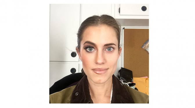 Beauty Diaries by Beauty Line_Allison Williams make up
